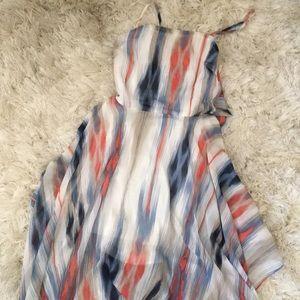 Dresses & Skirts - Multi colored maxi dress